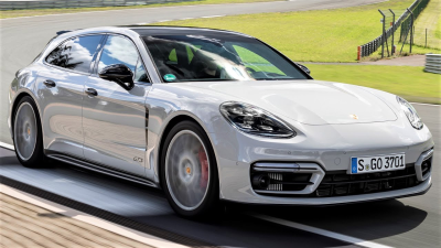 Image of Porsche Panamera Sport Turismo GTS