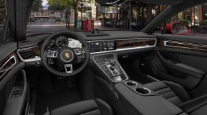 Photo of Porsche Panamera Sport Turismo Turbo S E-Hybrid Mk II Facelift