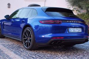 Picture of Panamera Sport Turismo Turbo S E-Hybrid