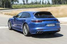 Porsche Panamera Sport Turismo Turbo