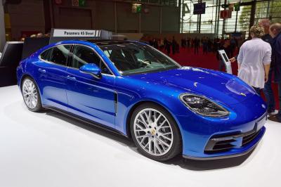 Image of Porsche Panamera Turbo Executive