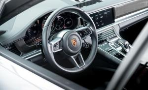 Photo of Porsche Panamera Turbo Mk II