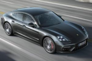 Picture of Porsche Panamera Turbo (Mk II)