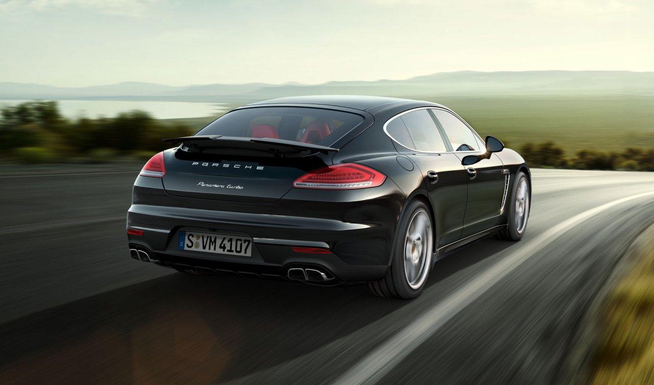 Photo Of Porsche Panamera Turbo My2017