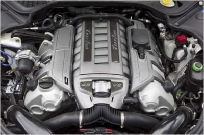 Image of Porsche Panamera Turbo Powerkit