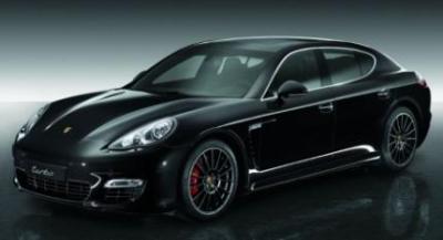 Image of Porsche Panamera Turbo Powerkit