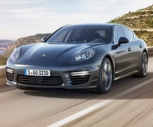 Picture of Porsche Panamera Turbo S