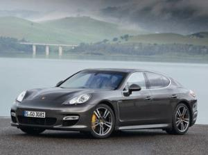 Photo of Porsche Panamera Turbo S Mk I
