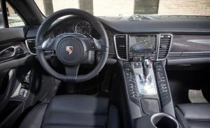 Photo of Porsche Panamera Turbo S Mk I