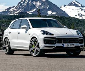 Picture of Cayenne Turbo S E-Hybrid