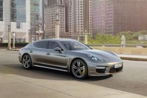 Picture of Porsche Panamera Turbo S Executive