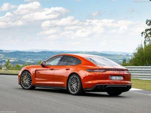 Photo of Porsche Panamera Turbo S  Mk II Facelift