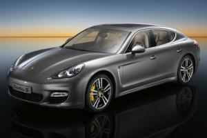 Picture of Porsche Panamera Turbo S (Mk I)