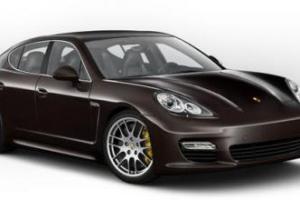 Picture of Porsche Panamera Turbo