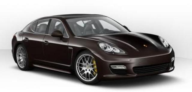 Image of Porsche Panamera Turbo