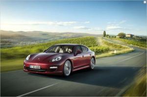 Photo of Porsche Panamera V6