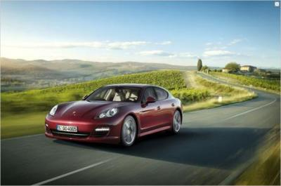 Image of Porsche Panamera V6