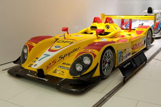 Image of Porsche RS Spyder