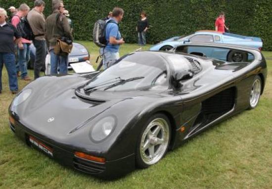 Image of Porsche Schuppan 962CR