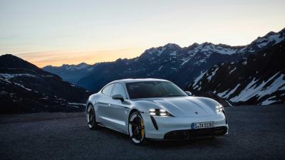 Image of Porsche Taycan Turbo S