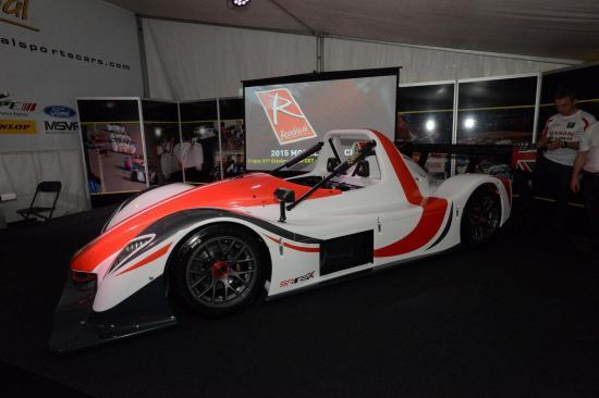 Image of Radical SR3 RSX