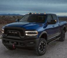 Picture of Ram 2500 Power Wagon