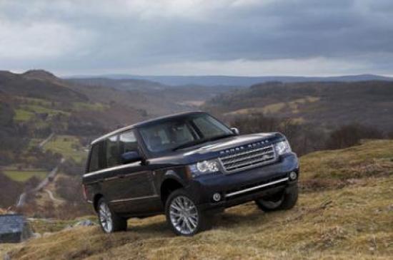 Image of Range Rover 4.4 TDV8