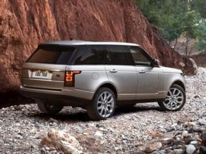Photo of Range Rover 5.0 V8 Supercharged Mk IV