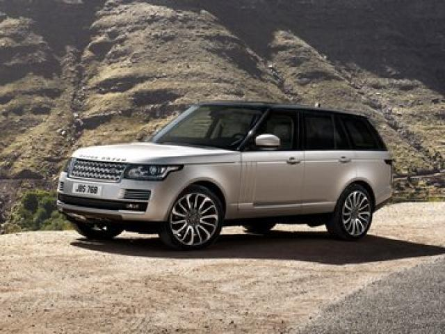 Image of Range Rover 5.0 V8 Supercharged