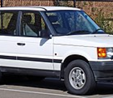 Picture of Range Rover P38A