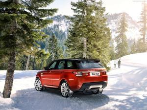 Photo of Range Rover Sport 5.0 V8 Supercharged Mk IV