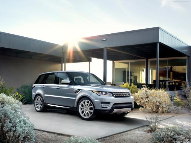 Image of Range Rover Sport 5.0 V8 Supercharged