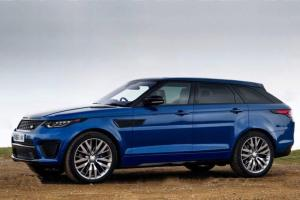 Picture of Range Rover Sport SVR (Mk II facelift)