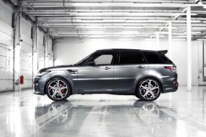 Picture of Range Rover Sport SVR