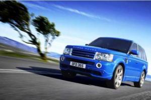 Picture of Range Rover Sport V8 SC
