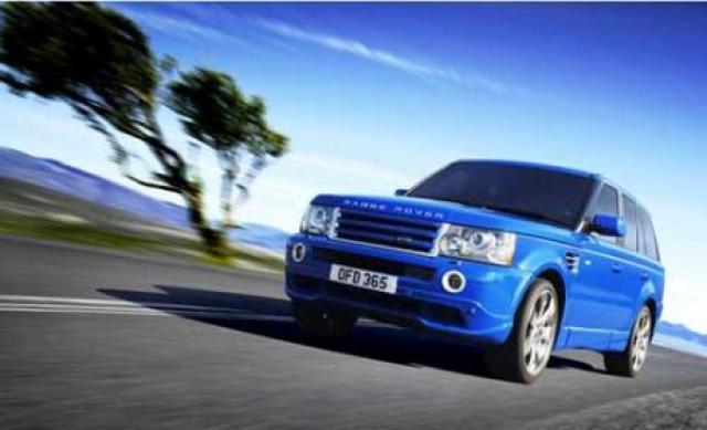 Image of Range Rover Sport V8 SC