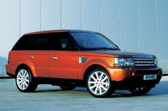 Image of Range Rover Sport