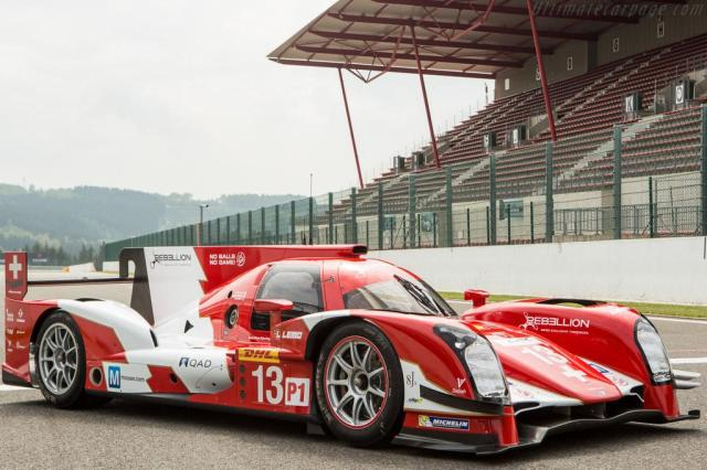 Image of Rebellion R-One Toyota