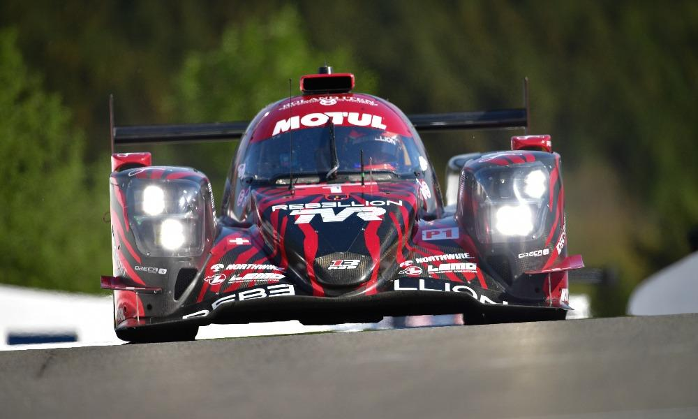 Rebellion r13 laptimes specs performance data - Rebellion r13 ...