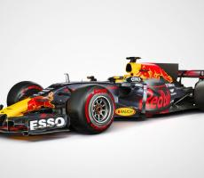 Picture of Red Bull RB13
