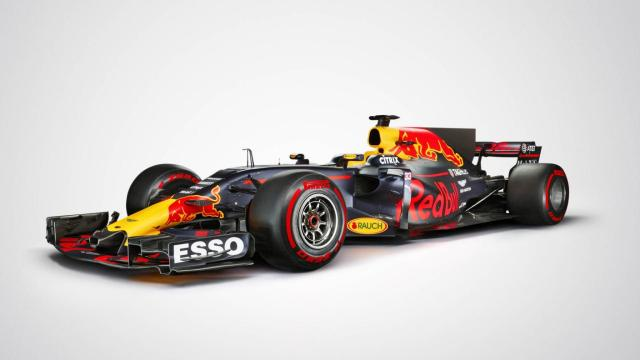 Image of Red Bull RB13