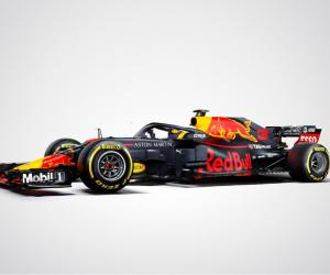 Picture of Red Bull RB14