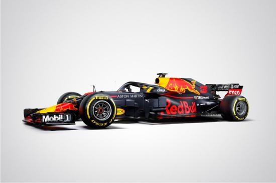 Image of Red Bull RB14