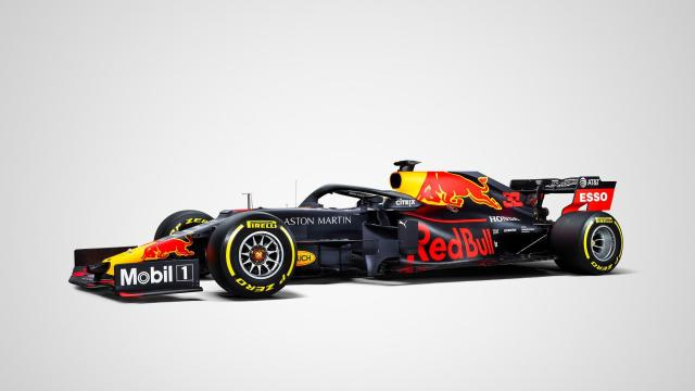 Image of Red Bull RB15