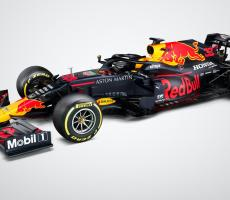 Picture of Red Bull RB16