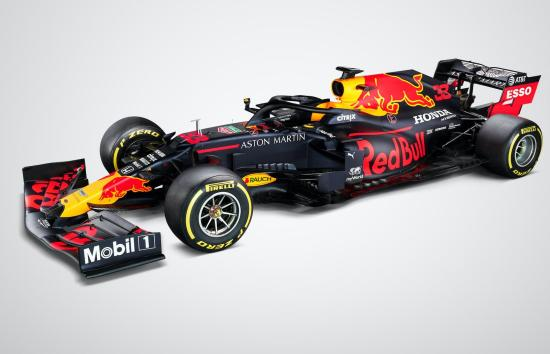 Image of Red Bull RB16