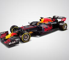 Picture of Red Bull RB16B
