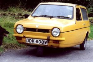 Picture of Reliant Robin