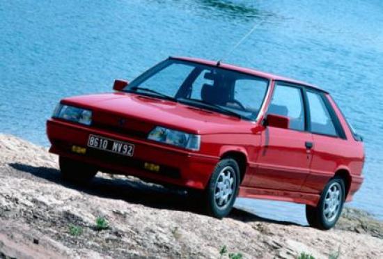 Image of Renault 11 Turbo