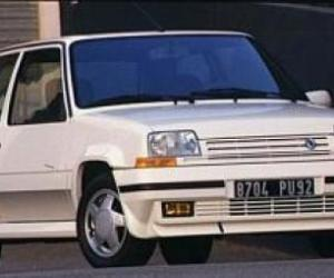 Renault 5 Gt Turbo 2